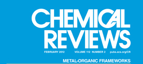 Chemical Reviews - MOF özel sayısı